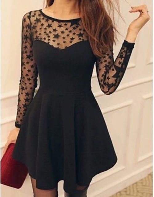 6b67132c5 14 Vestidos estilo cóctel ideales para chicas jóvenes en 2019 ...