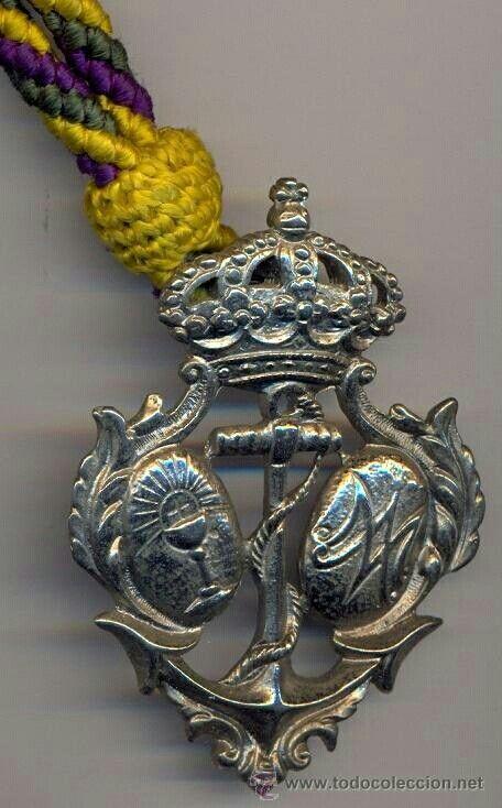 Medalla De La Hdad De La Esperanza De Triana Medallas Y Escudos De