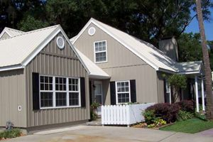 Polar White Metal Roof Google Search Roof Paint House Roof Metal Roof