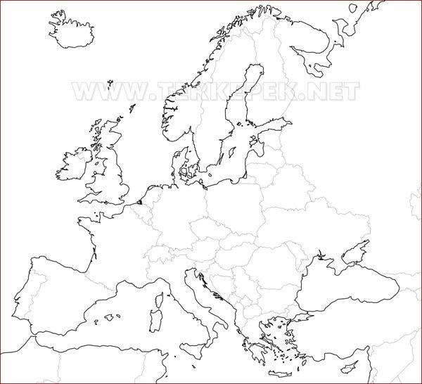 Terkepek Net Az Online Vilagatlasz Terkep Europa Foldrajz