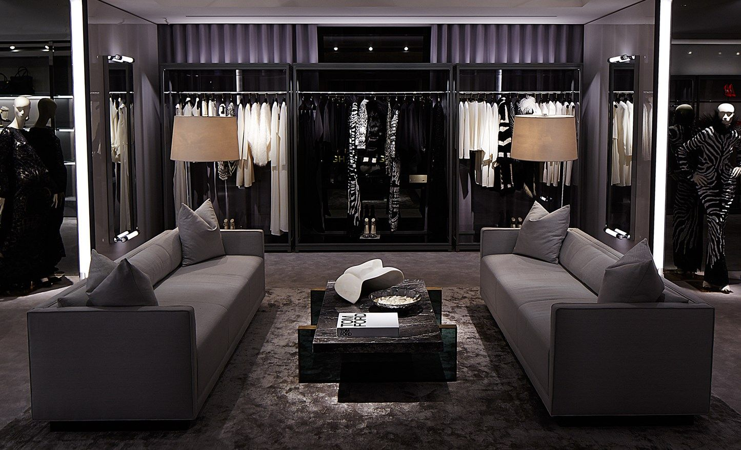 Tom ford retail interiors google search school project - Tom interiores ...