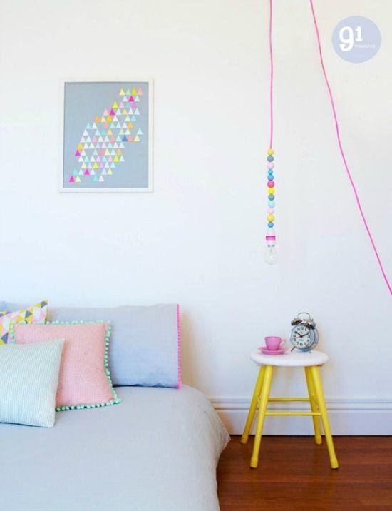 pastel slaapkamer | casa bonita | Pinterest | Room, Bedroom and Home