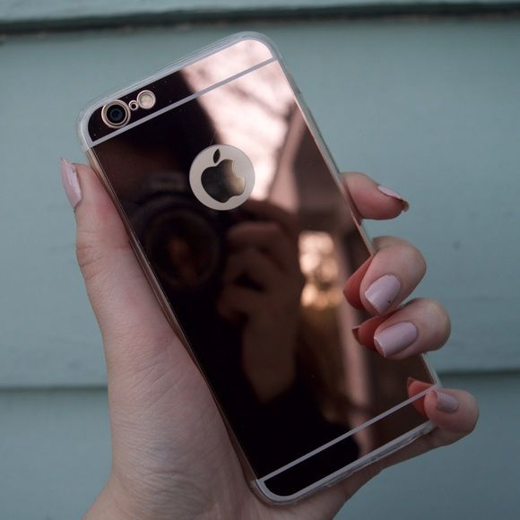 Rose Gold Mirror Case Gold Phone Case Rose Gold Phone Case Iphone