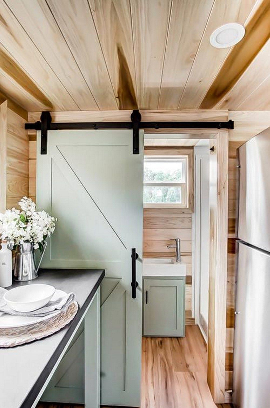 modern tiny house interior decor for your inspiration also in rh pinterest