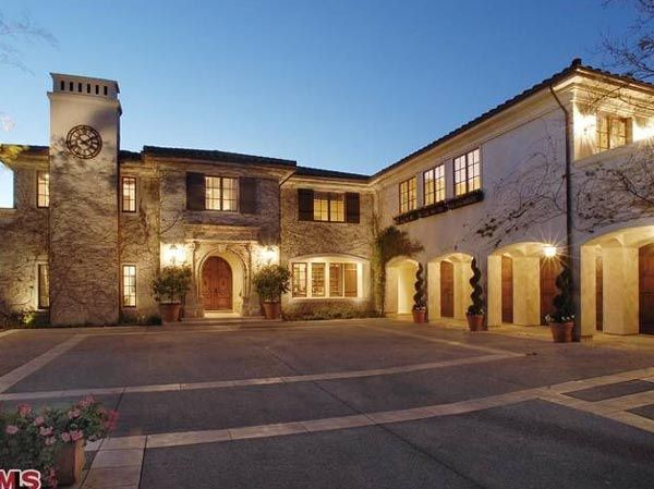 Luxury Tuscan House design in the gated Community of Bella Vista ...