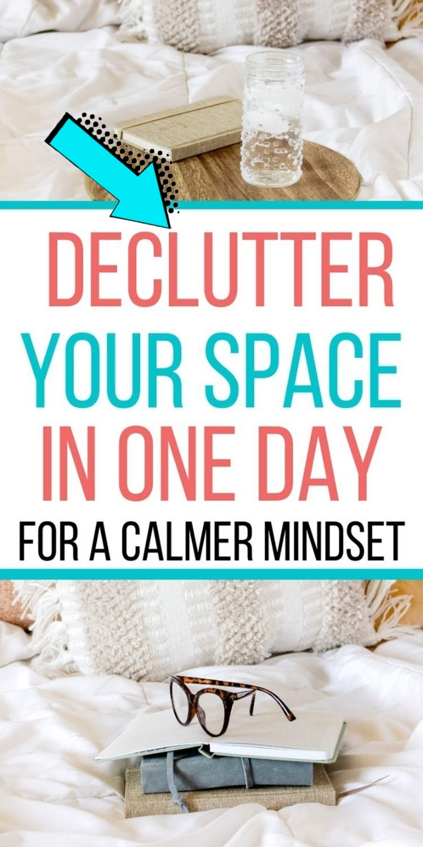 Declutter Your Space in One Day
