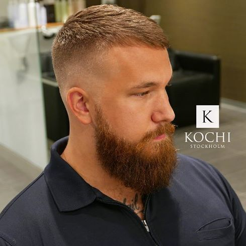 Short Hair With Definition Haircut Kochi Beard Haircut Mens