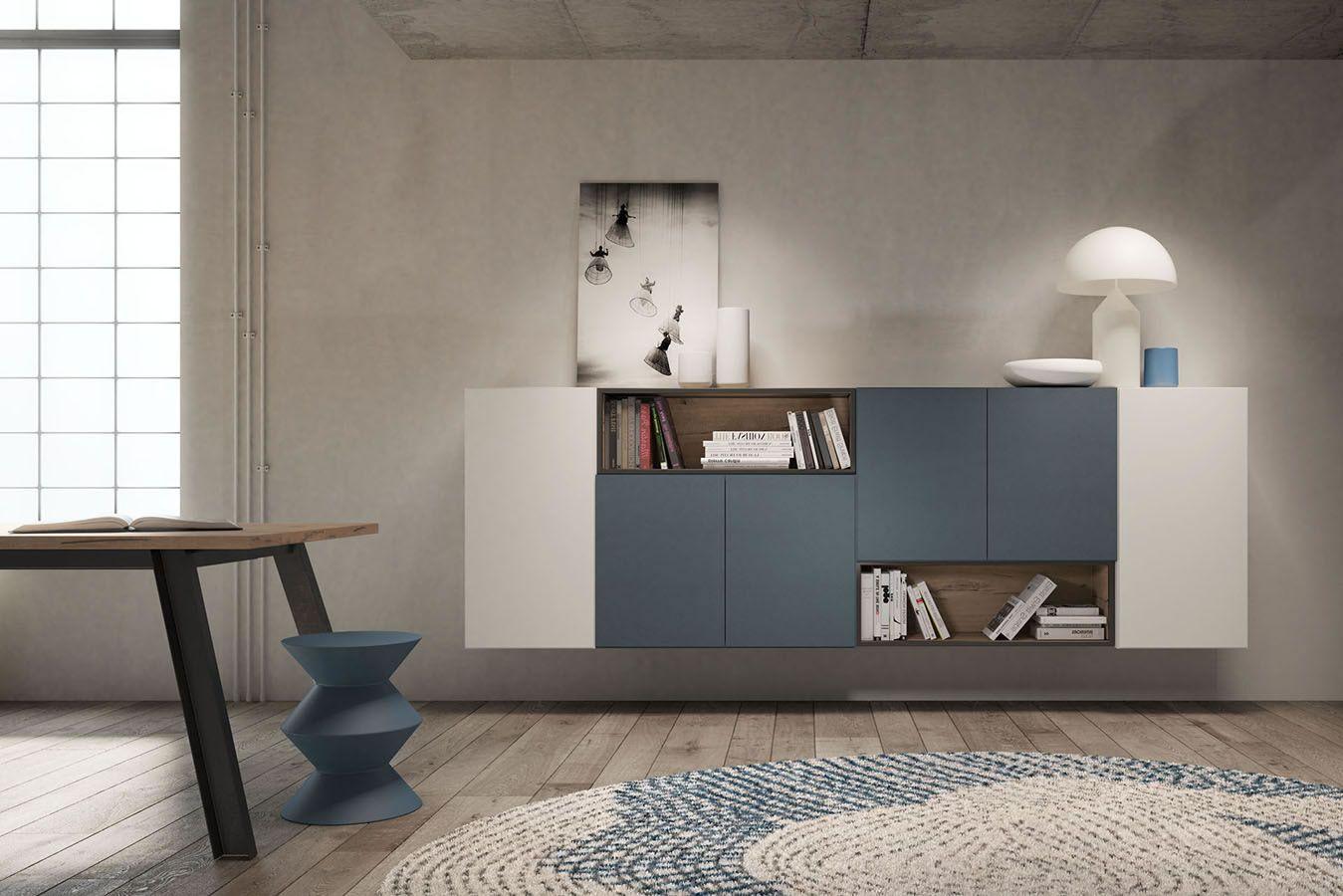Madie design vintage, mobili industrial by Fimar