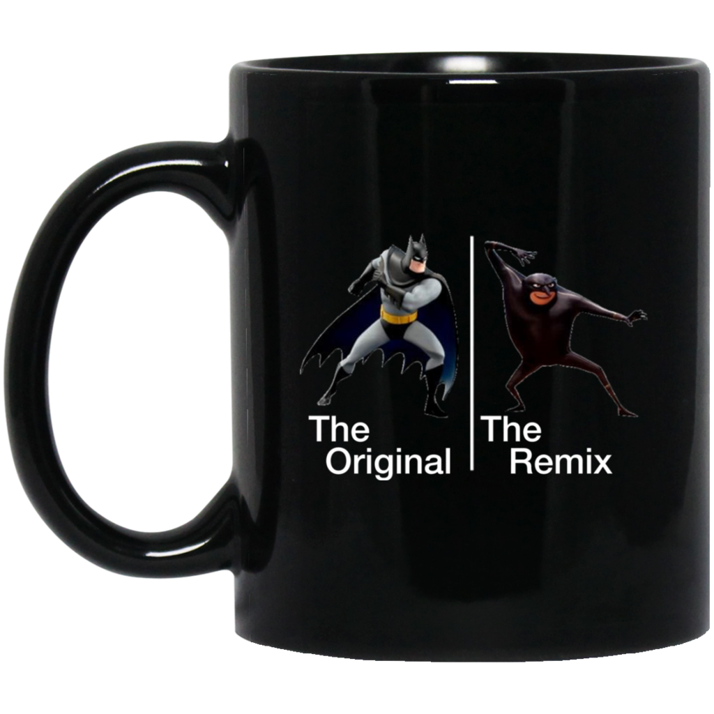 Coffee Mug Tea Mug The Original The Remix Despicable Me
