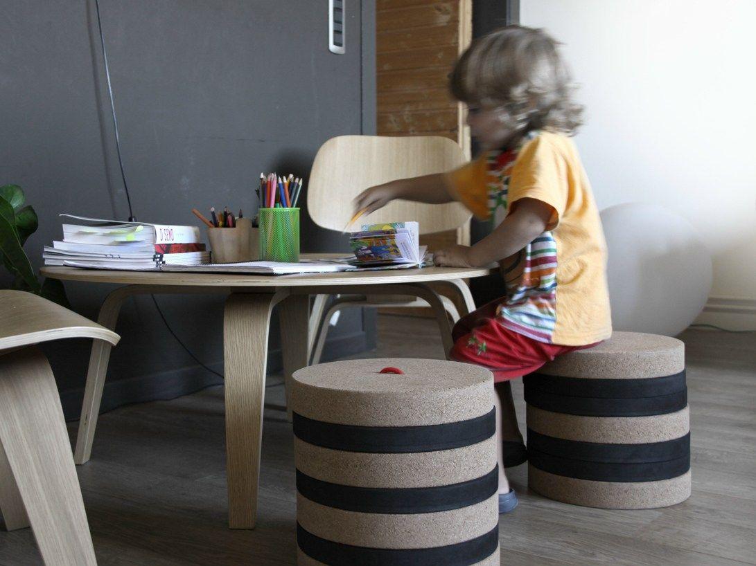 Sgabello per bambini toronto by made design design daniela