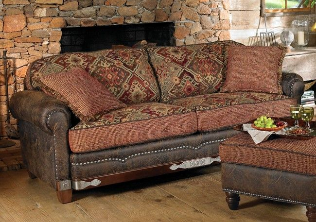 Rustic Sofas And Couches Reclaimed Furniture Design Ideas