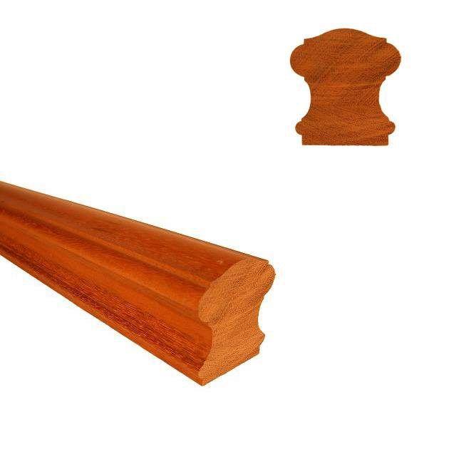 Best 6710 Handrail Handrail Staircase Cedar Lake 640 x 480