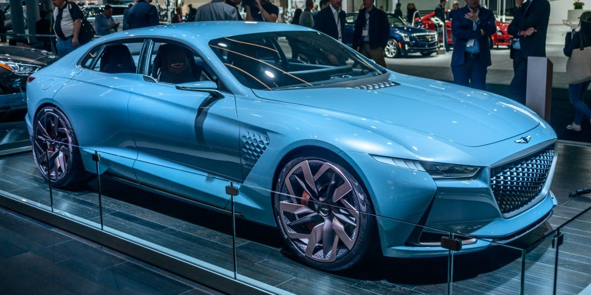 This Stunning Machine Is The Future Of A Brand New Car Company