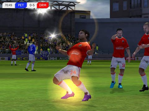 Download Dream League Soccer 2 07 IPA For iOS | IPA Store