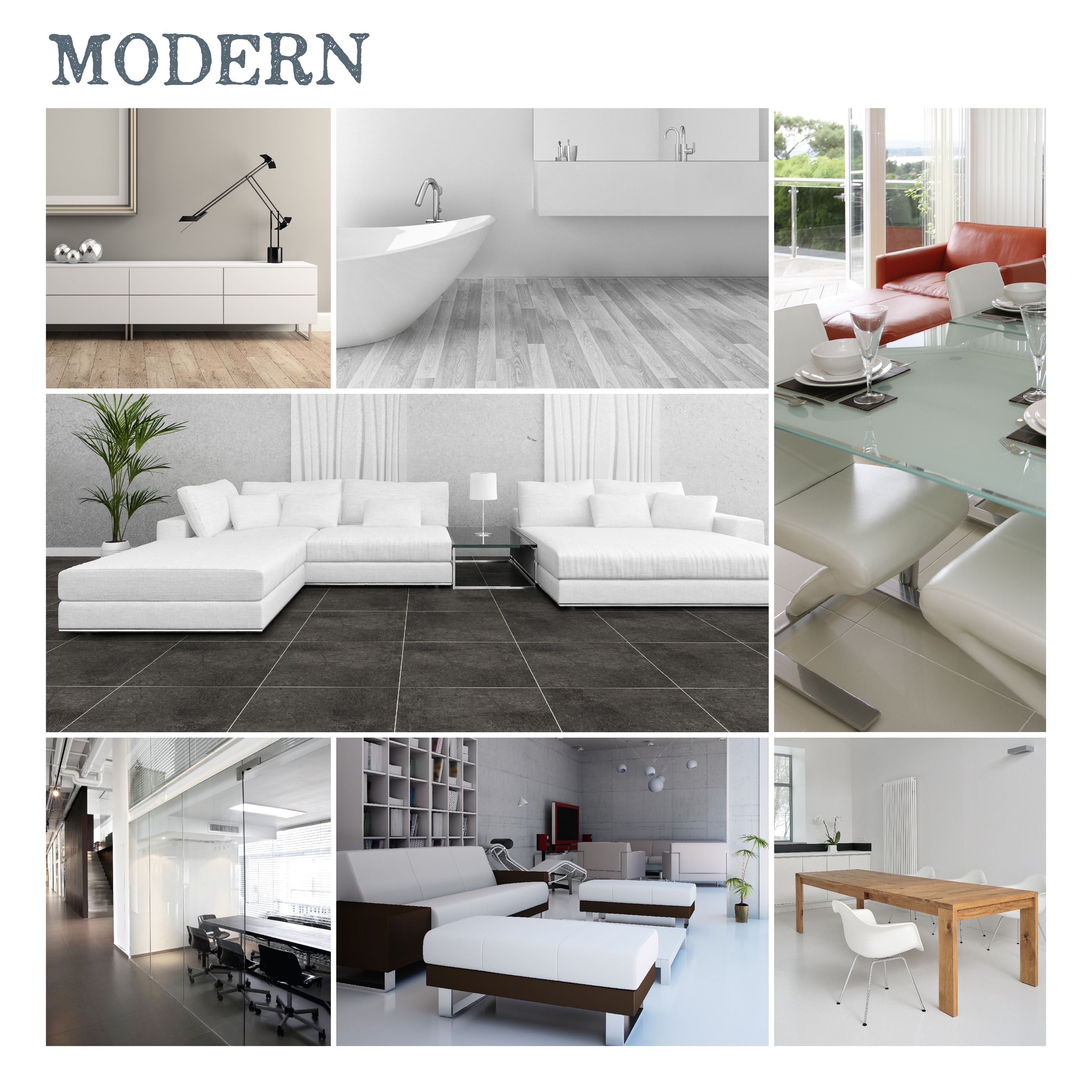 moderne pvc vloeren maken jouw moderne interieur glanzend rvs en leer in combinatie met strakke