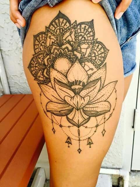 Pin De Valeriie Joan En Tattoo Tatuaje Tatuajes Muslo Tatuajes