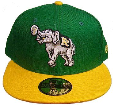 low priced a14a9 d9eb1 Oakland Athletic s hat with big logo. Elephant Hat, Skate, New Era Hats,