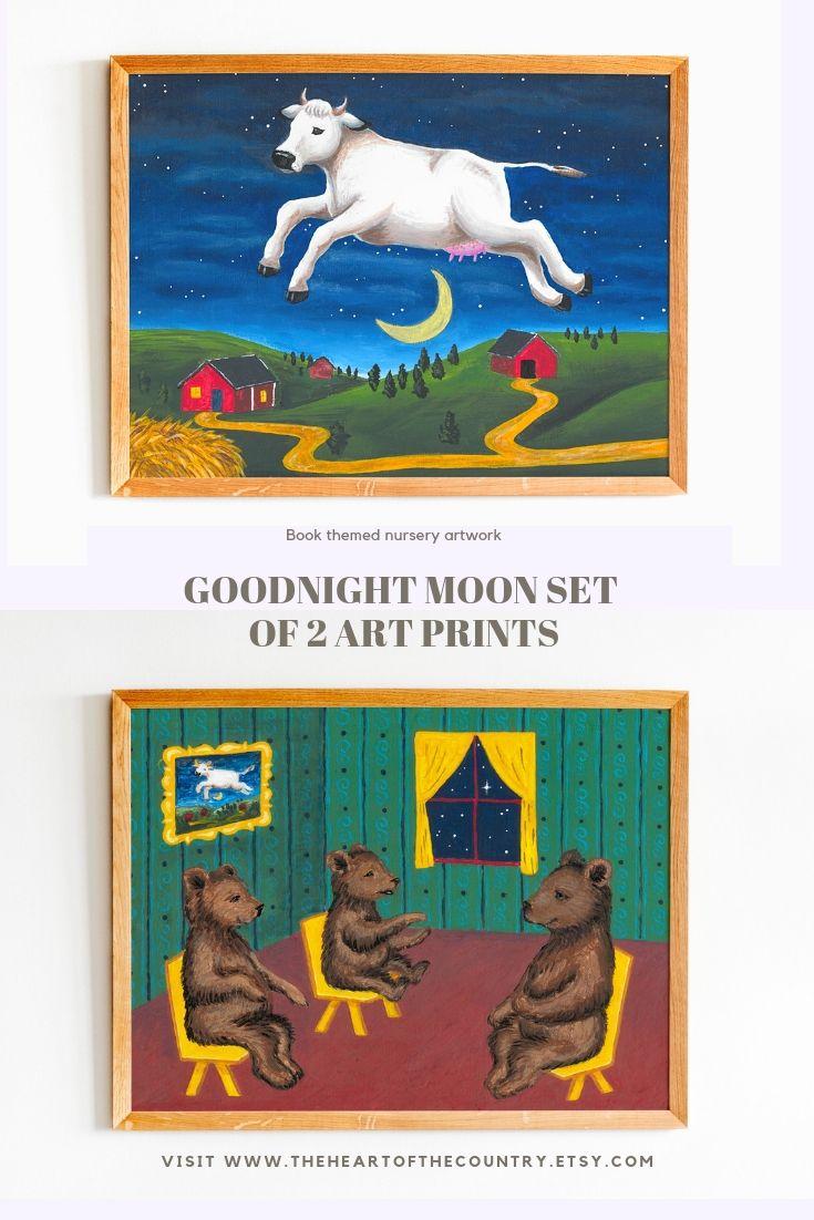 Farmhouse Bedroom Paintings Prints