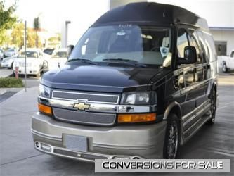 2012 Chevy Express Conversion Van By Southern Comfort