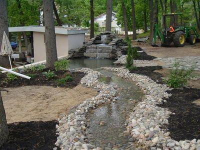 pond pump ponds backyard
