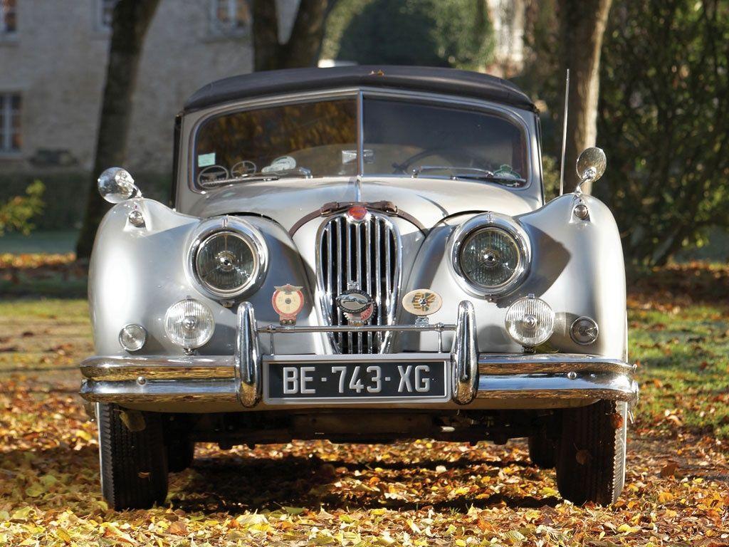 1956 Jaguar XK 140 SE Drophead Coupé