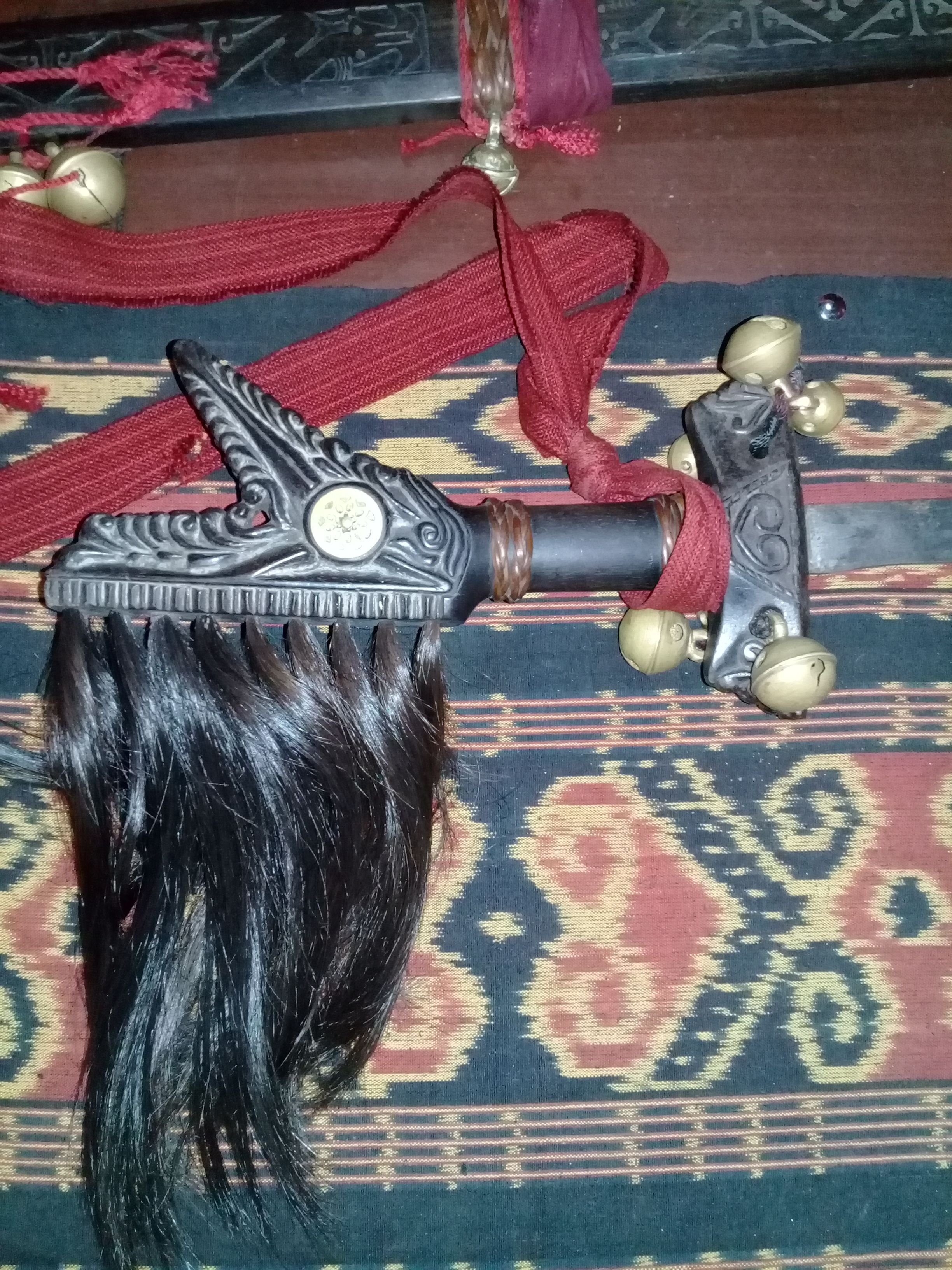 Minahasa Sword Santi