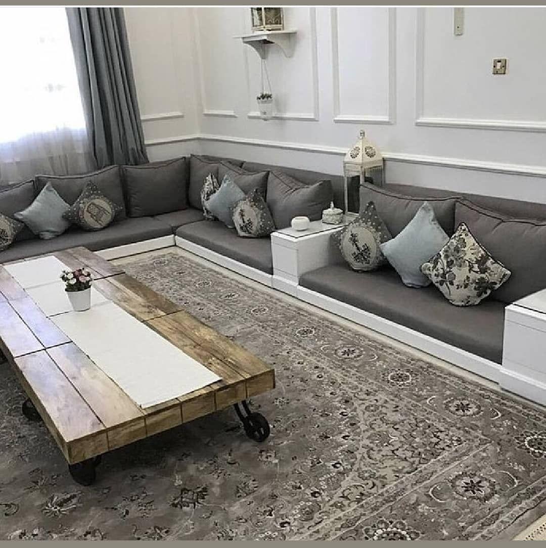 كنب جلسات ستائر جديد وتنجيد تفصيل بحسب الطلب اسعارنا Trends Ideas Sitting Room Interior Design Floor Seating Living Room Home Room Design