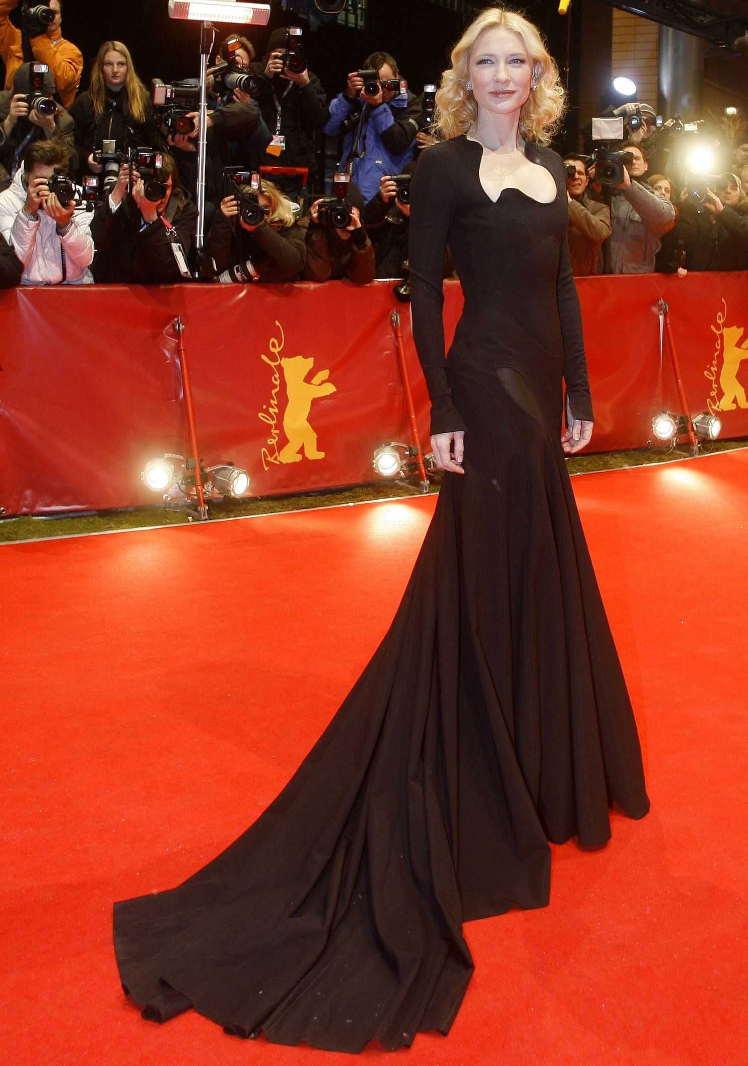 Cate Blanchett Berlin2007 Gowns Of Elegance Fashion Dresses