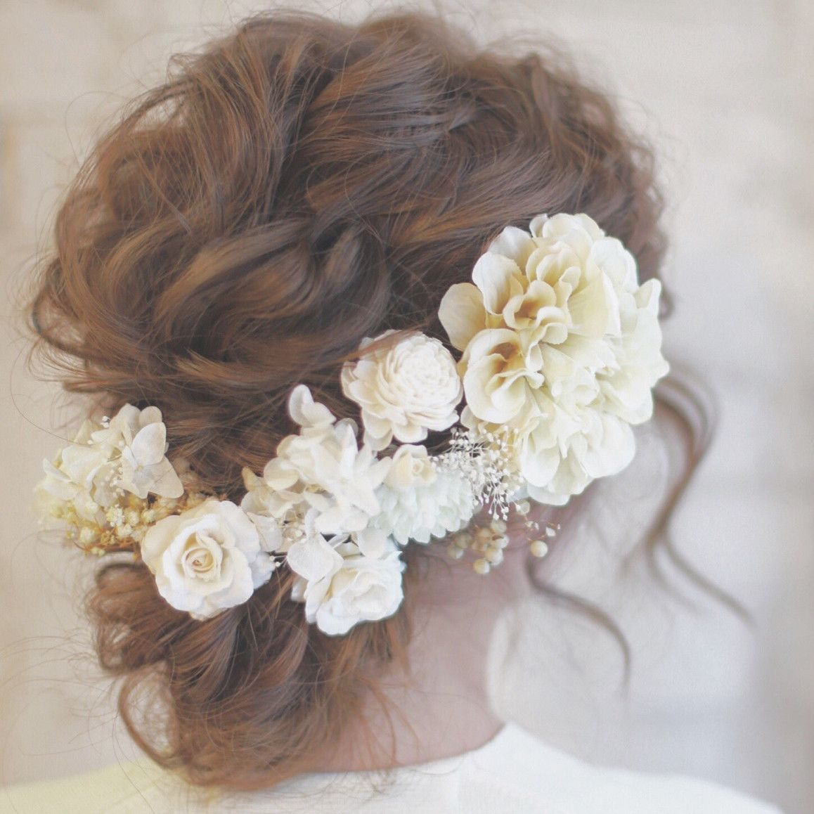 Photo of Let's make PhotoGenic style with flower x hair arrangement! | 【HAIR】