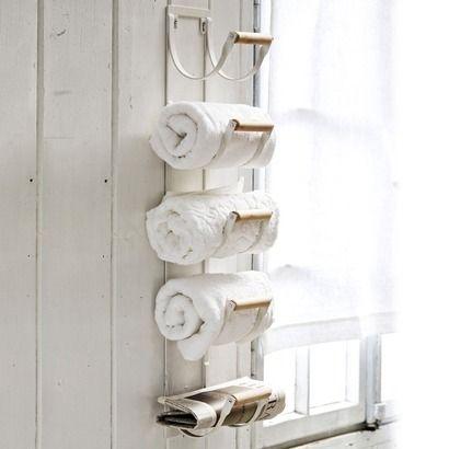 Handtuchhalter Montpellier Design Pinterest Big bathrooms - handtuchhalter für küche