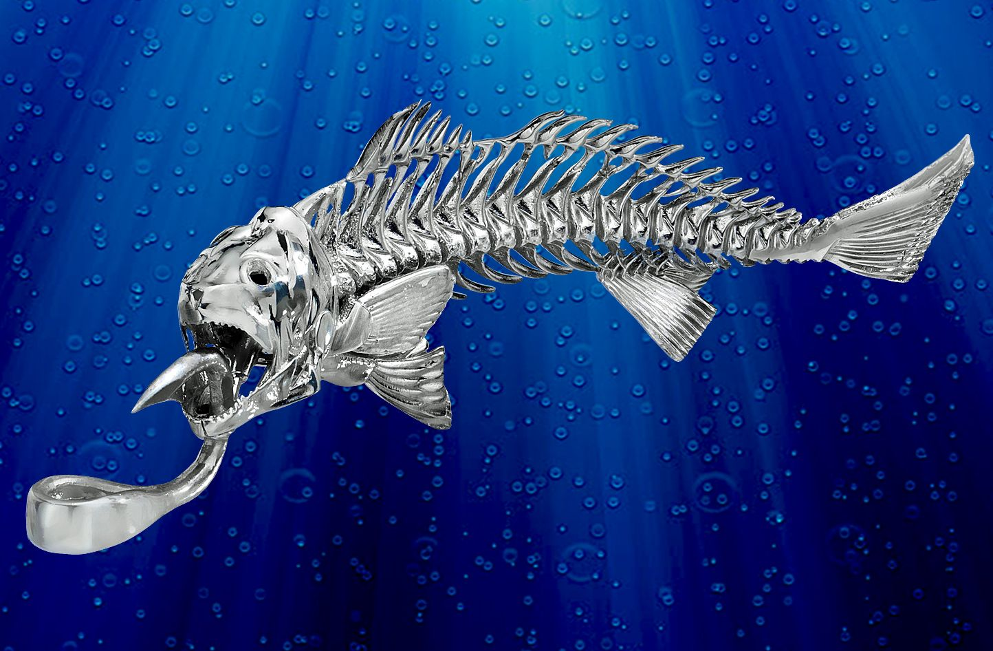 Redfish In Sterling Silver Also Available In 14k Gold Www