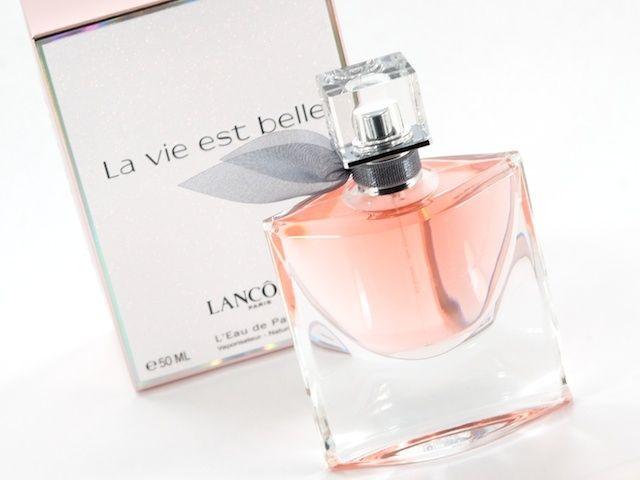 Julia Roberts For Lancome La Vie Est Belle New Fragrance Perfume Lancome Perfume Fragrance