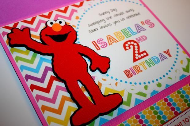 Hostess with the Mostess® - Rainbow Elmo Birthday  @Krystal Leach