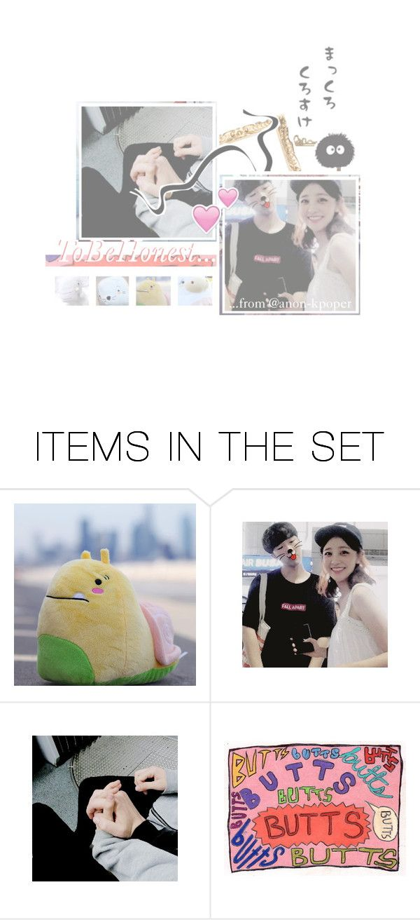 """""""tbh... [to @k-p0p-an0n]"""" by anon-kpoper ❤ liked on Polyvore featuring art"""