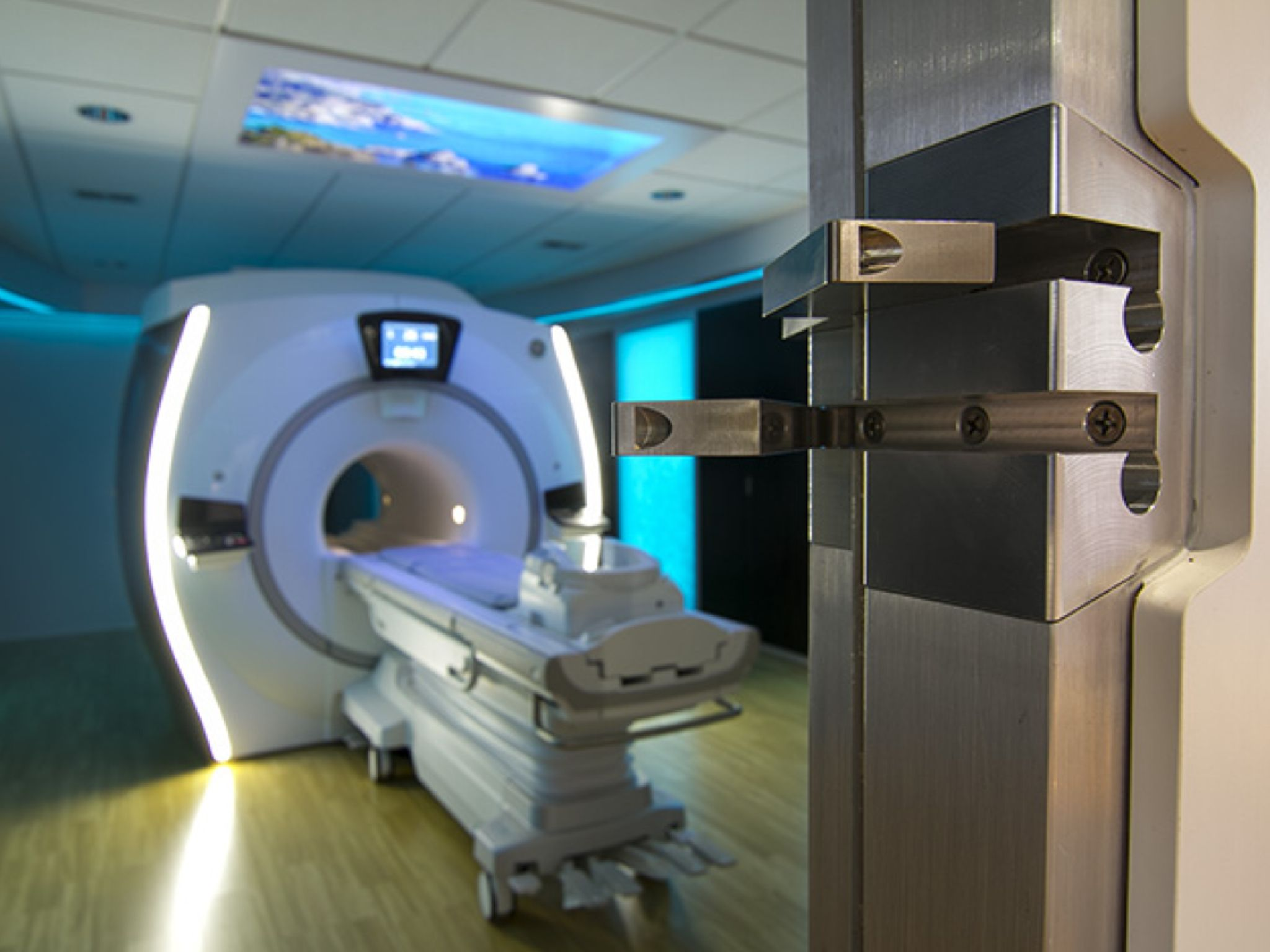 The RSNA Caring MR Suite featuring our Children's Hospital