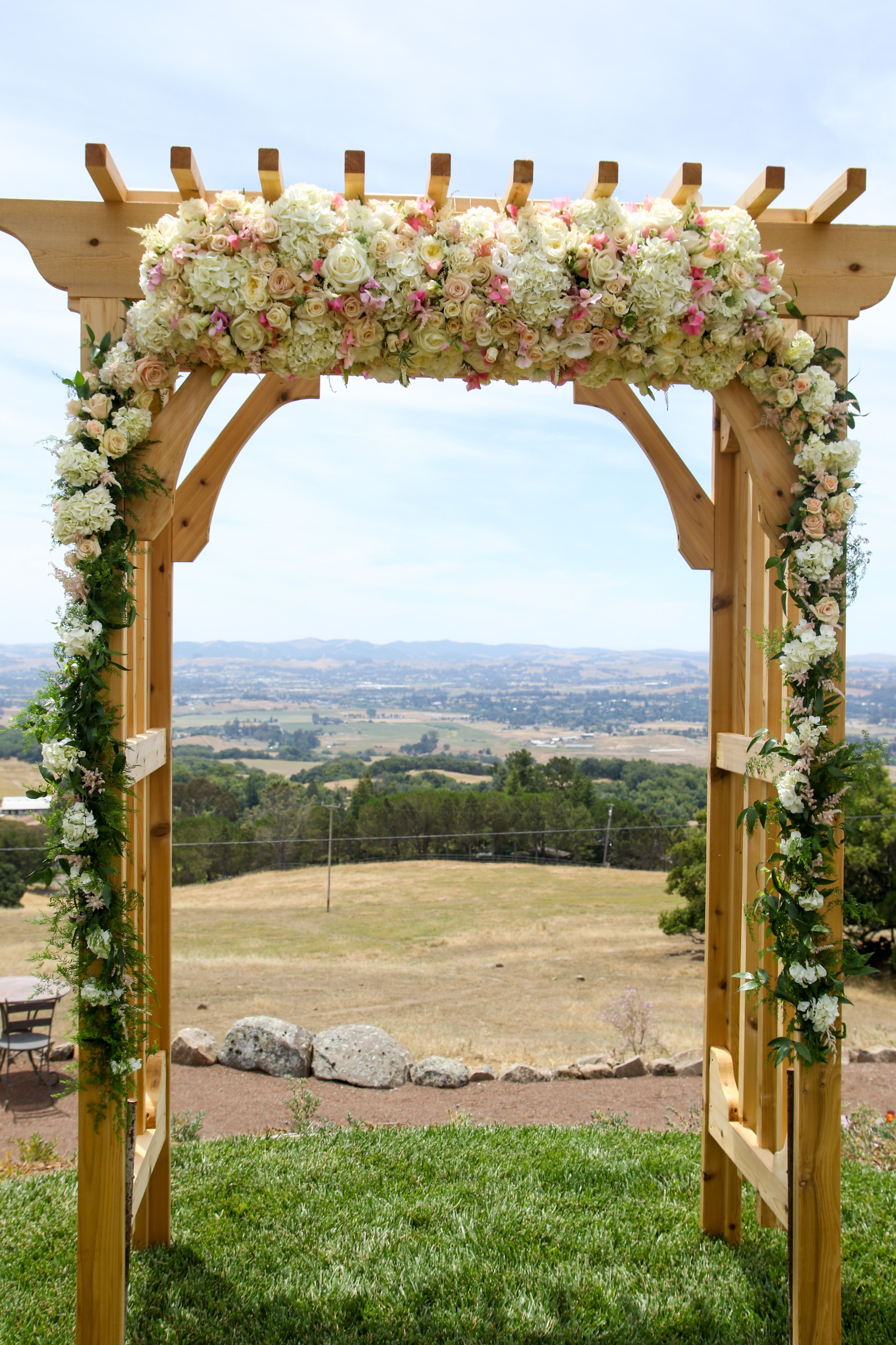 Creative Tips Wedding Flowers Arch Simple inexpensive wedding
