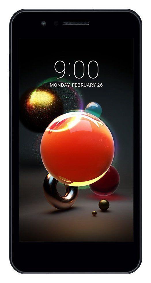 SIM Free LG K9 Mobile Phone Black in 2020 Dual sim