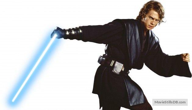 Star Wars: Episode III - Revenge of the Sith - Promo shot of Hayden Christensen