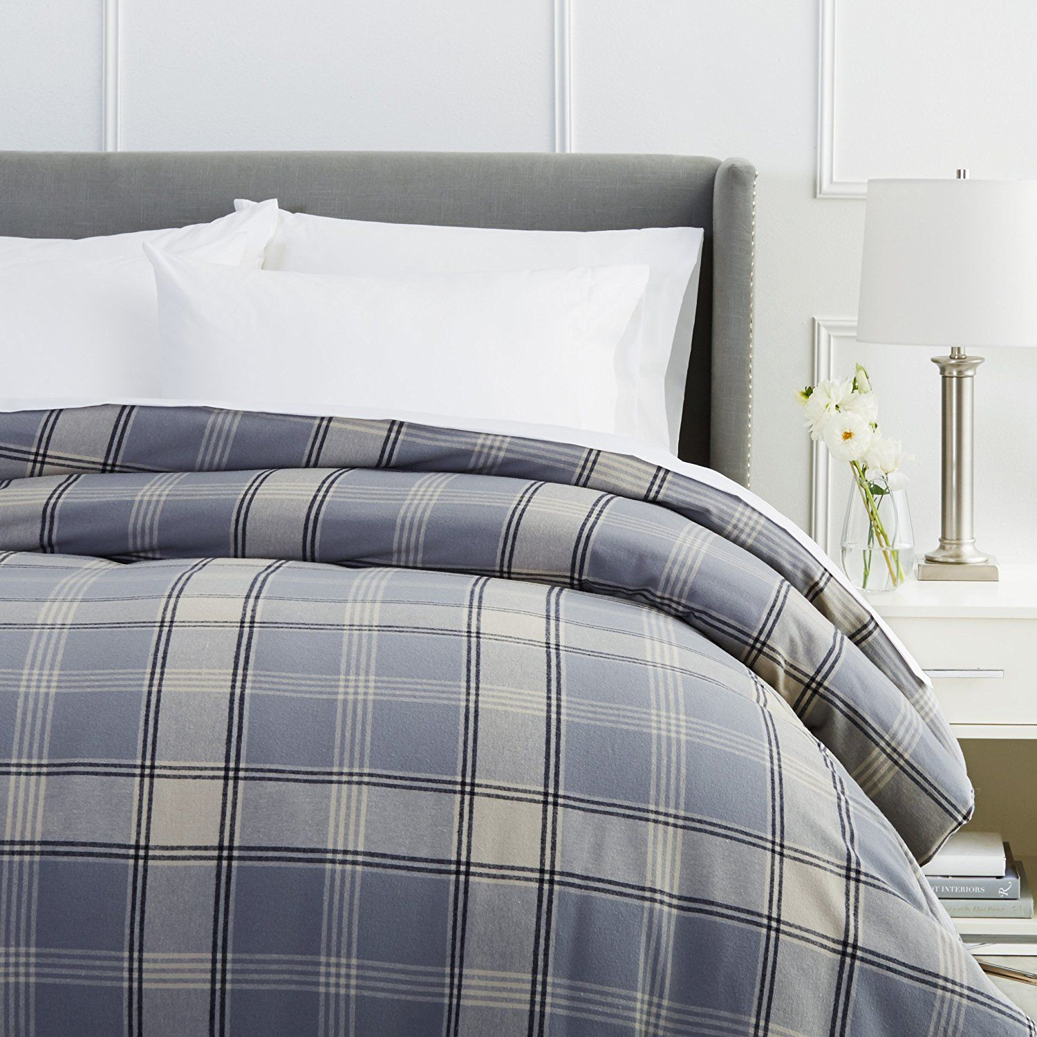 Pinzon Bedding The Best Flannel Sheets Review February 2018 Full Duvet Cover Comfy Bed Flannel Duvet Cover