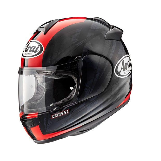 Arai Chaser V Blast Red Motorbike Helmet Buy Yours On Www