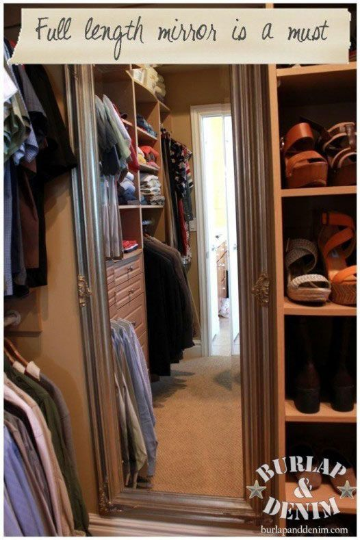 Wonderful How To Organize A Walk In Closet