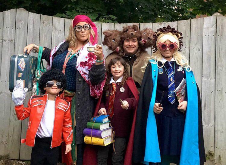 Harry Potter Halloween Costumes 2020 Best Family Halloween Costumes Ideas for 2020 | Family halloween