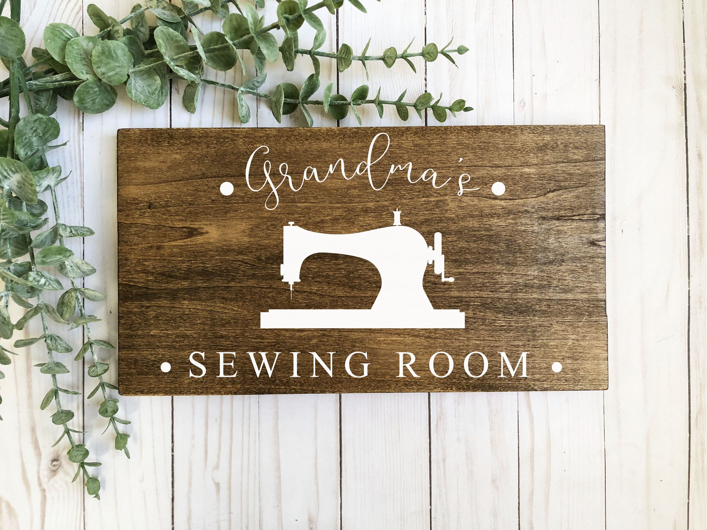 12+ Personalized craft room signs information