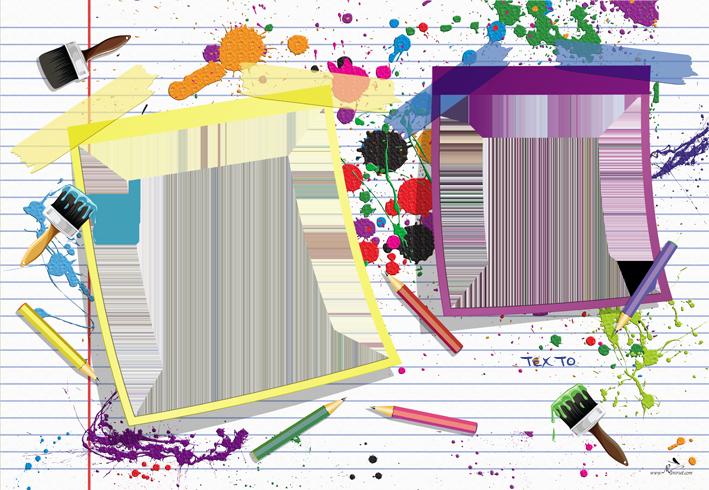 Plantilla Child 29x42 para la Creación de Foto Libros - Imagen Fondo ...