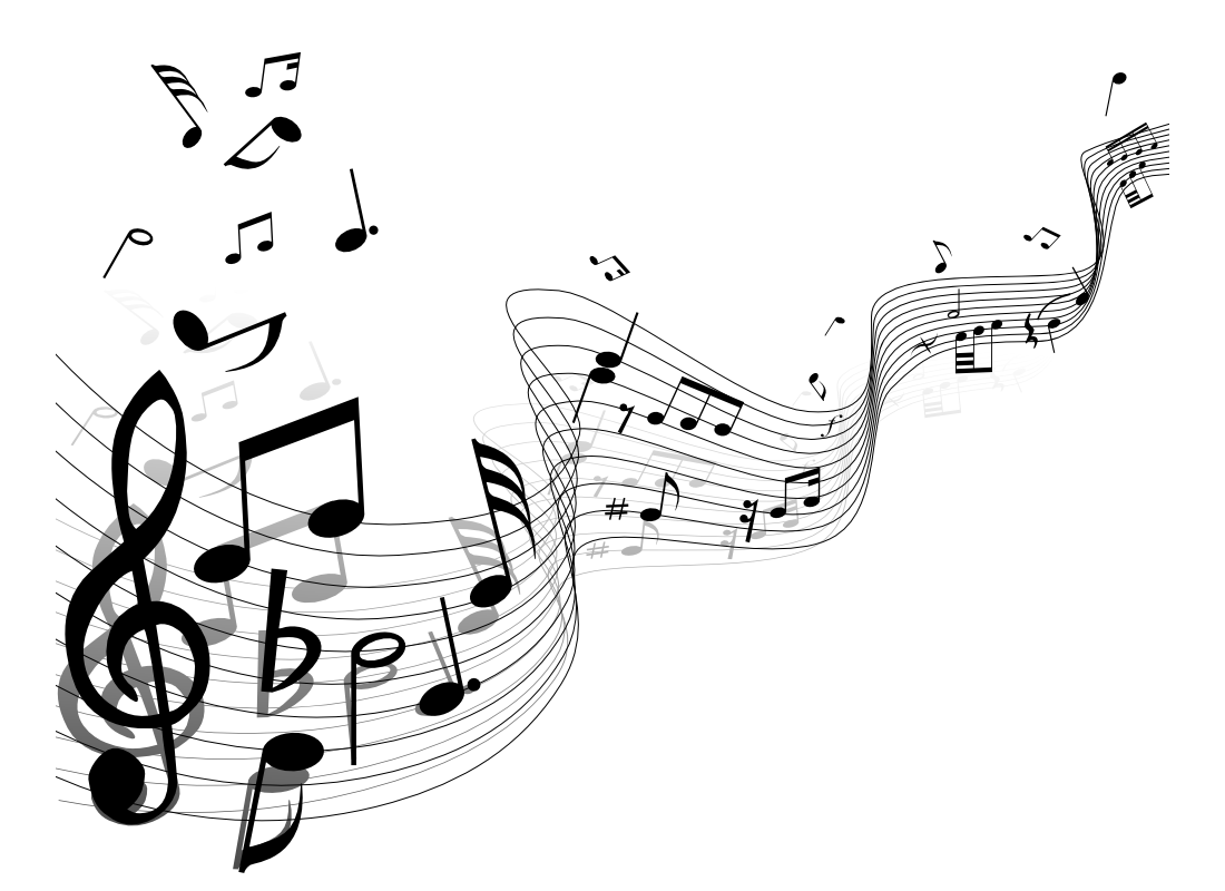 Small Music Notes Tattoos Design