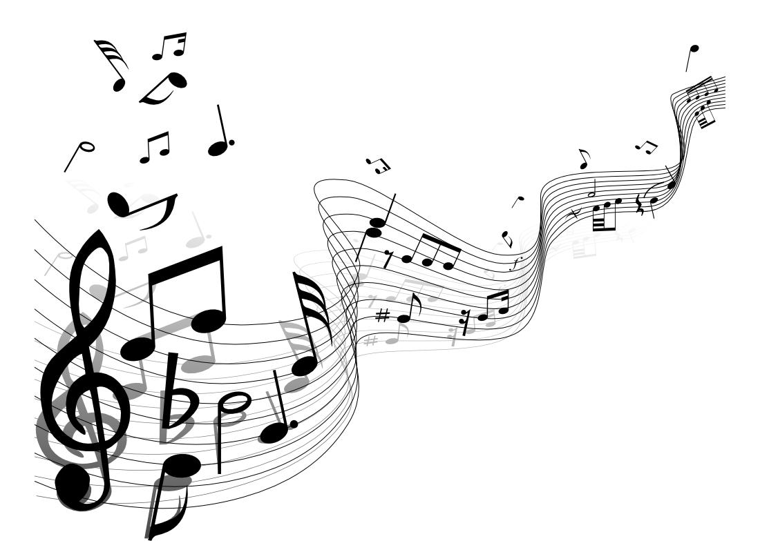 Music Notes Symbol Tattoo Png 1100 800 Notas Musicais Png Tattoos De Notas Musicais Fotos De Notas Musicais