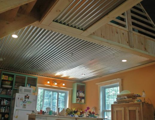 Best Corrugated Tin Ceiling Tiles Metal Building Homes 400 x 300