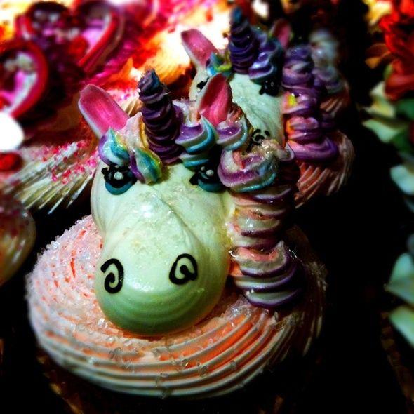 Unicorn Cupcake Whole Foods Market