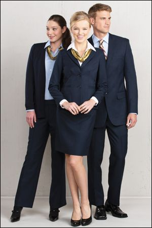 Front Desk Or Reception Uniforms Www Uniformsolutionsforyou Com Hotel Uniform Professional Outfits Company Uniform