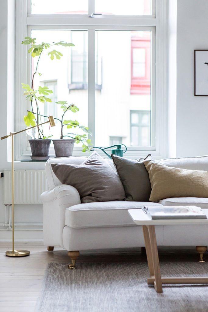 Licht Scandinavisch appartement met heerlijke zolder ...